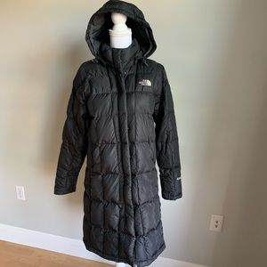North Face Puffer Jacket 600